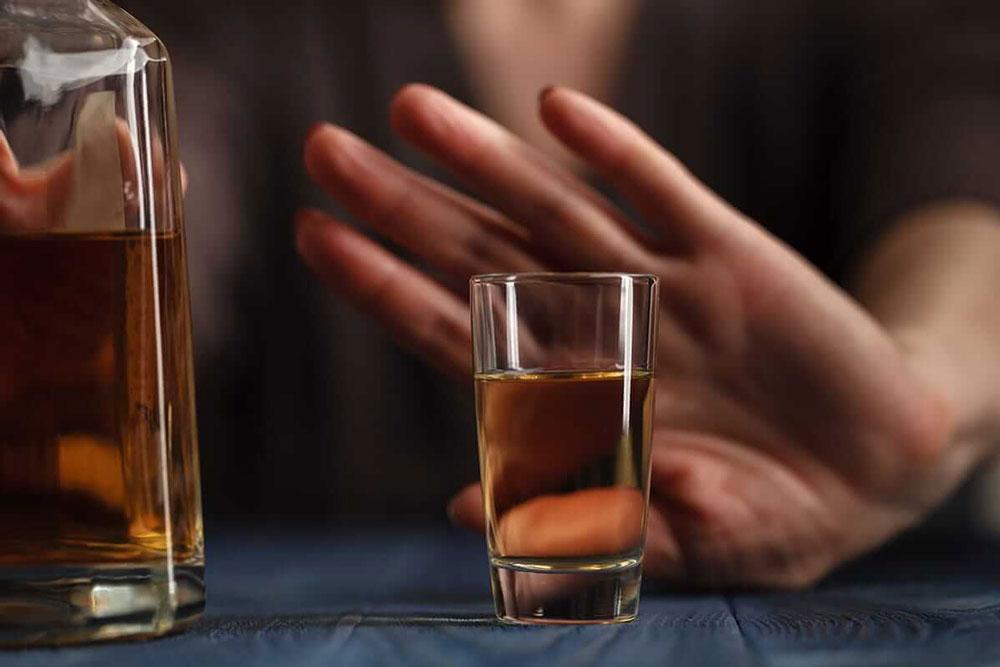 come smettere di bere